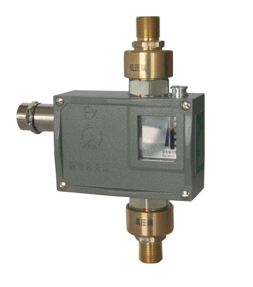 540/7DD防爆型差压压力控制器