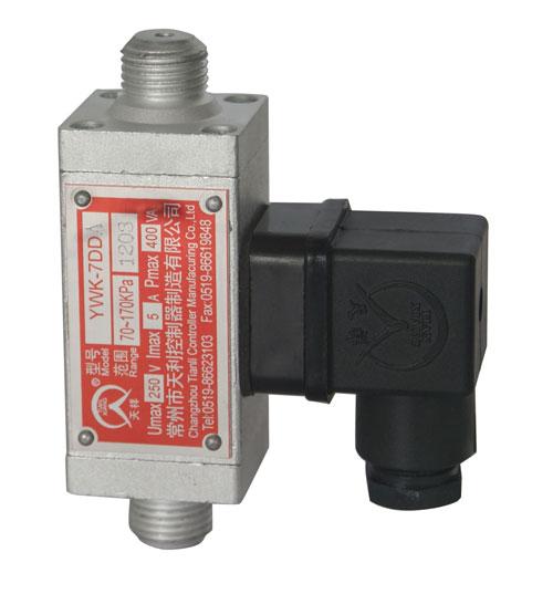 YWK-7DD差压压力控制器