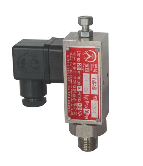 YWK-18D型压力控制器